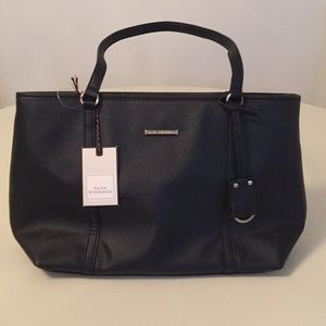 Dana Buchman Bella Tote three sections inside